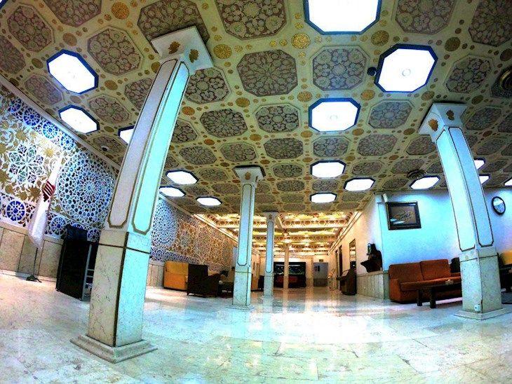رزرو هتل پارسیان کوثر تهران