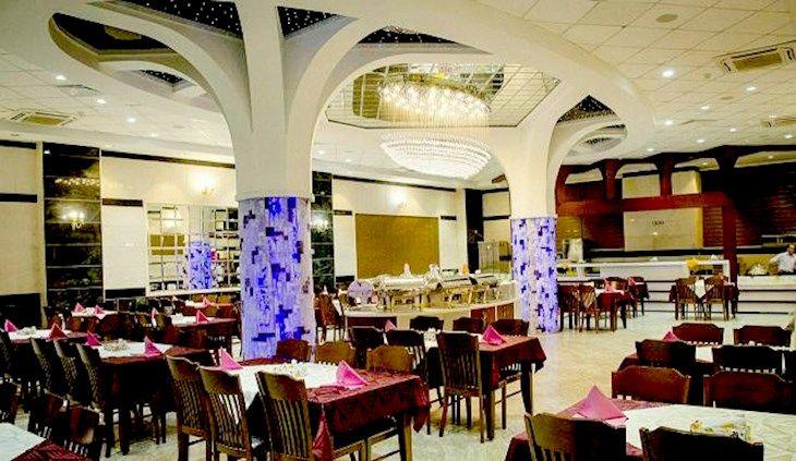 رزرو هتل مهستان مشهد