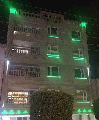 رزرو هتل مجتمع اقامتي سام قشم