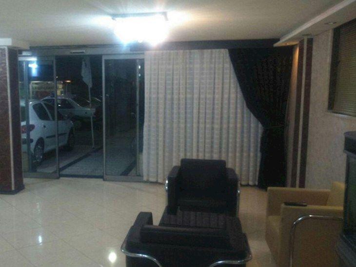 رزرو هتل پگاه مشهد