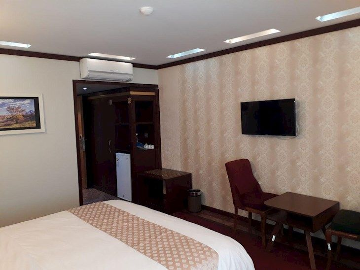 رزرو هتل کاوه تهران