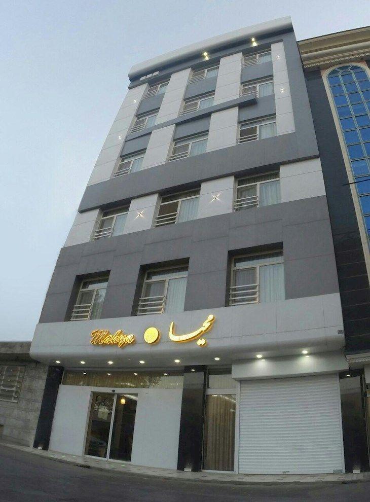 رزرو هتل محيا مشهد