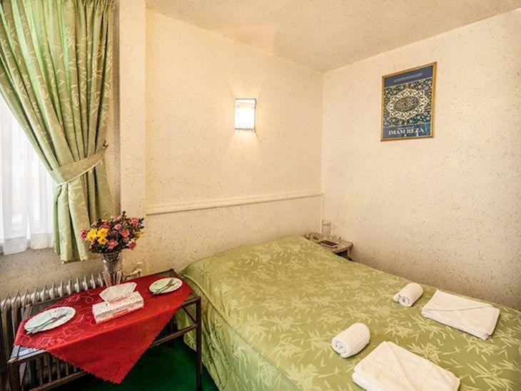 رزرو هتل رازی مشهد