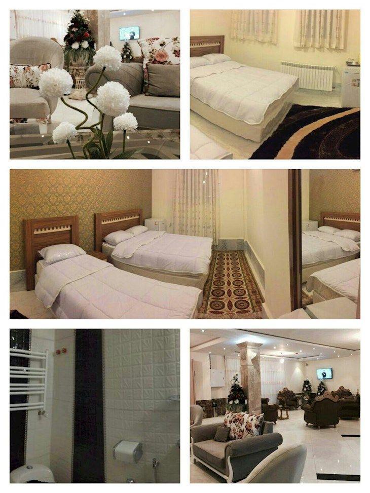 رزرو هتل کاشانی مشهد