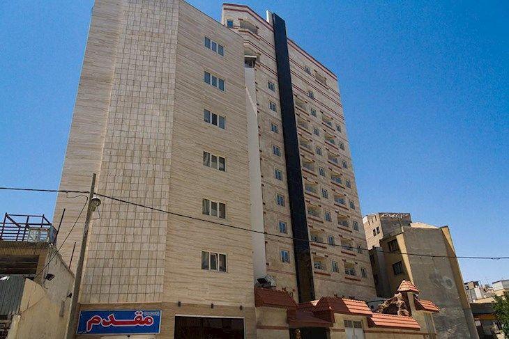 رزرو هتل مقدم مشهد