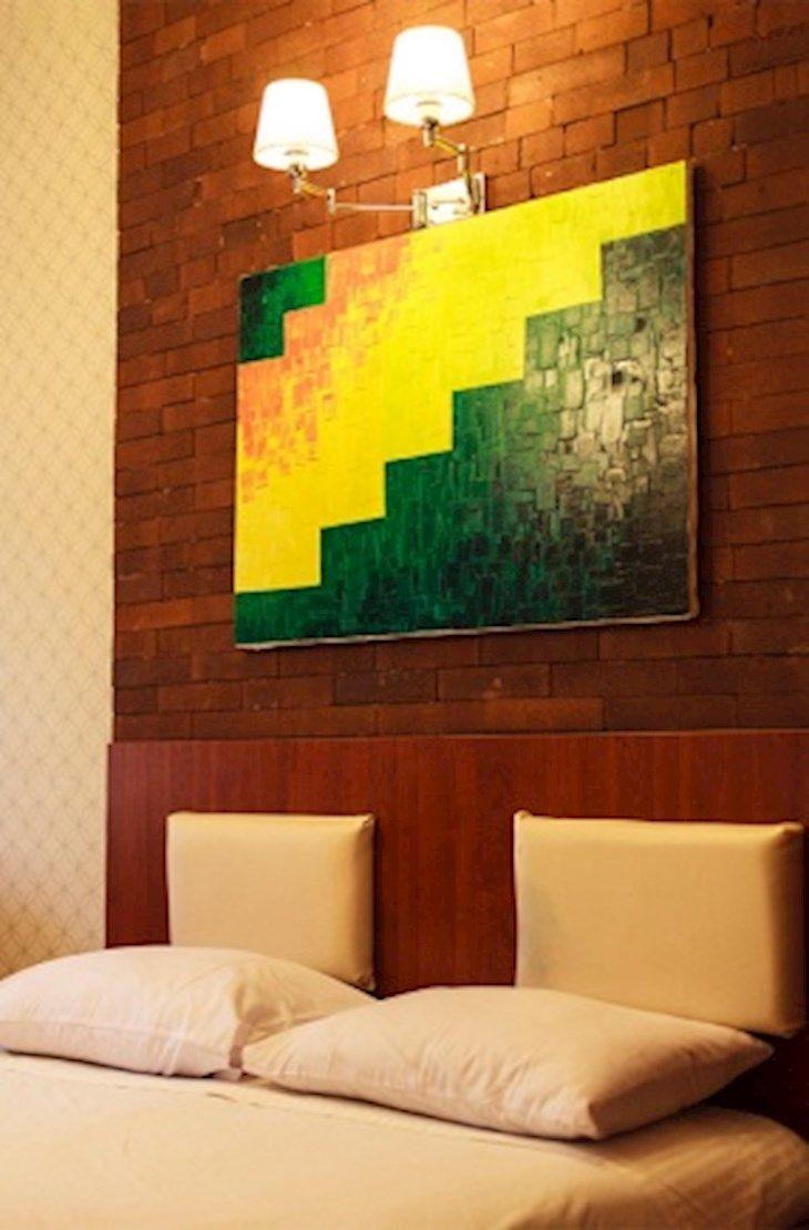 رزرو هتل جهان تهران