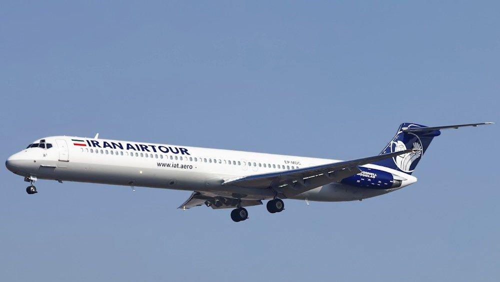 هواپیمایی ایران ایر تور