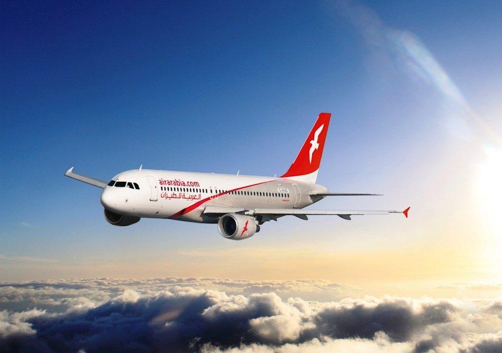 هواپیمایی ایر عربیا