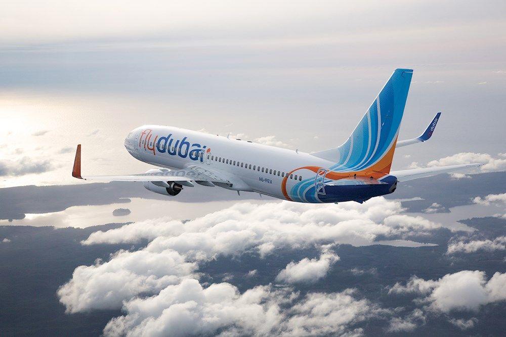 هواپیمایی فلای دبی