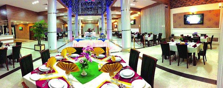 رزرو هتل خورشيدتابان مشهد