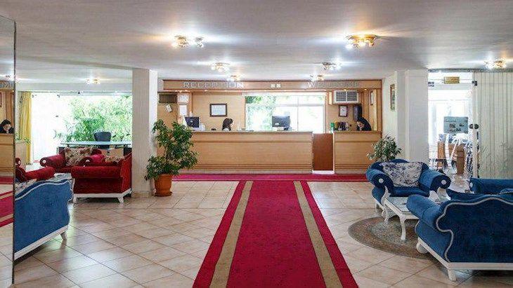 رزرو هتل آزادی تهران