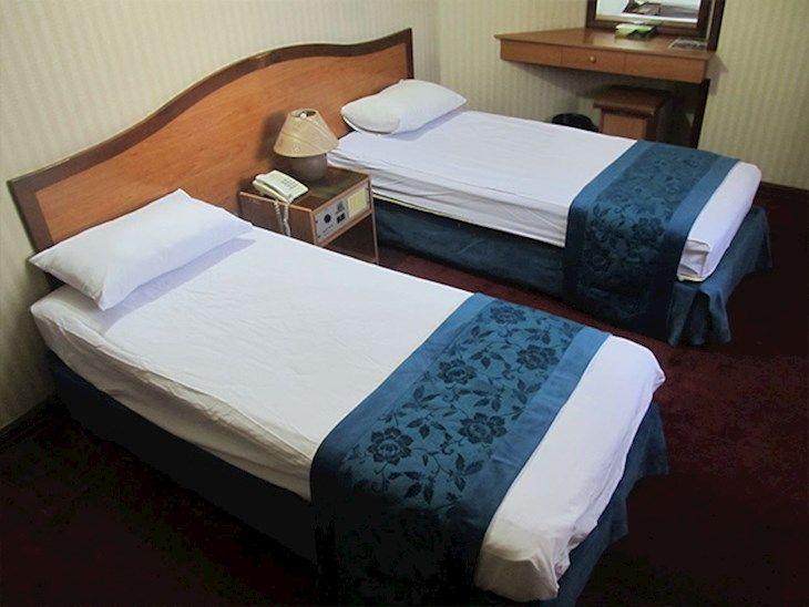 رزرو هتل ارس مشهد