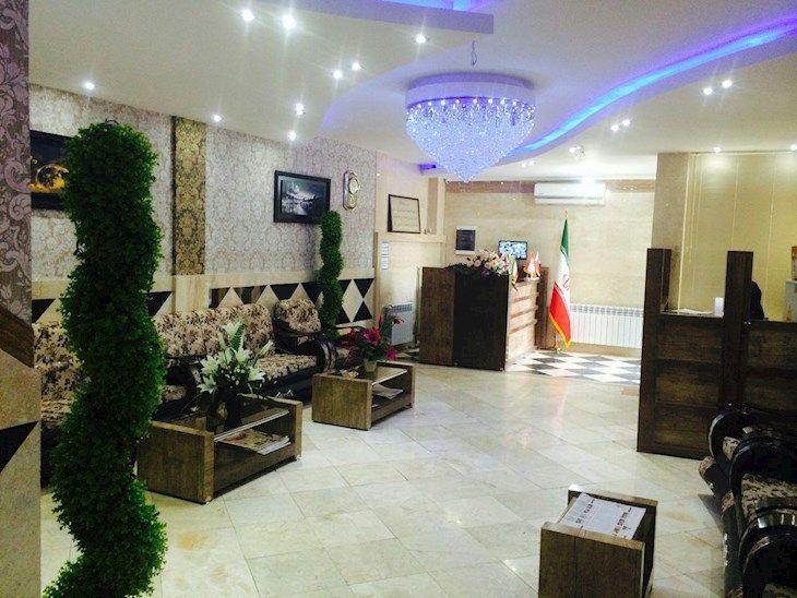 رزرو هتل مهتاب مشهد