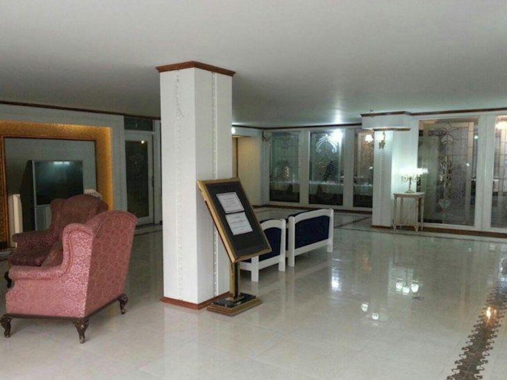 رزرو هتل شفق مشهد