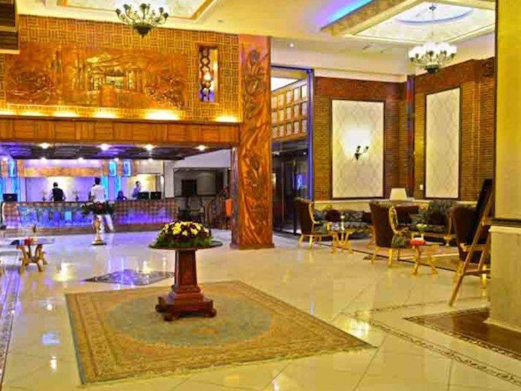 رزرو هتل کريم خان شیراز