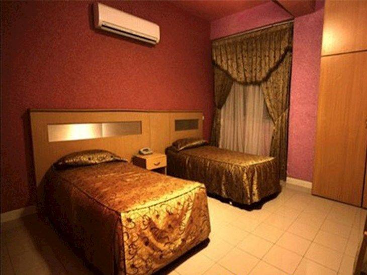 رزرو هتل شمس شیراز