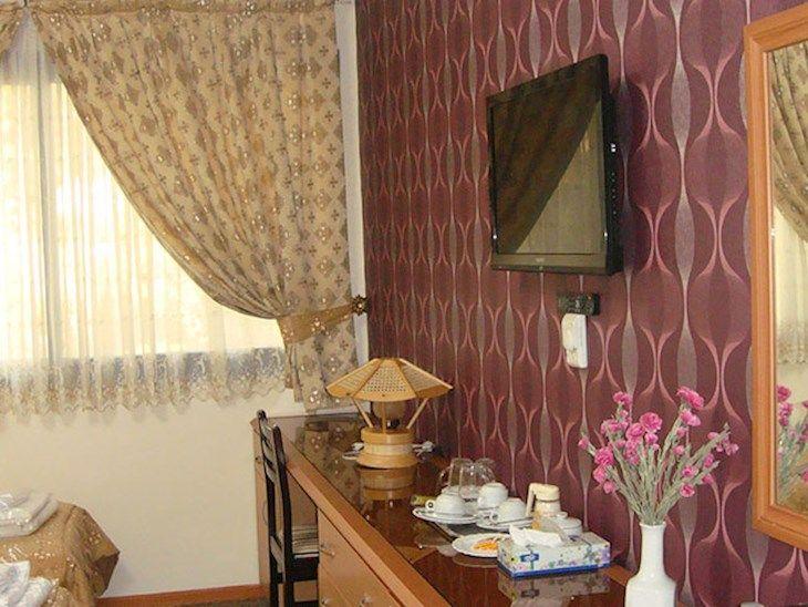 رزرو هتل بستان تهران