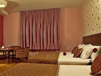 رزرو هتل جهانگردي عليصدر همدان