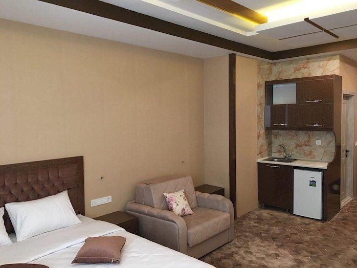 رزرو هتل آزادي تبریز