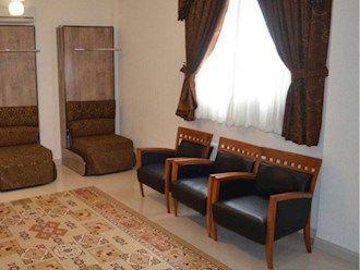 رزرو هتل آرسان مشهد