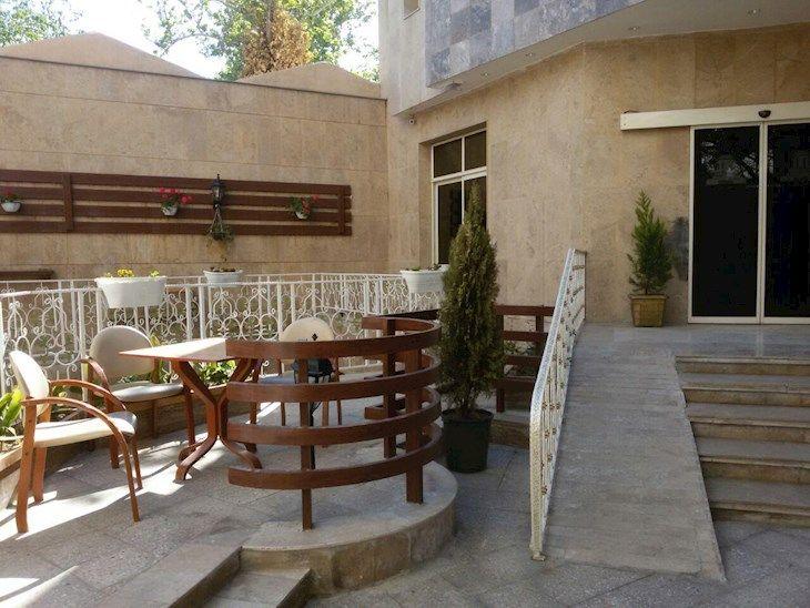 رزرو هتل پاژ مشهد