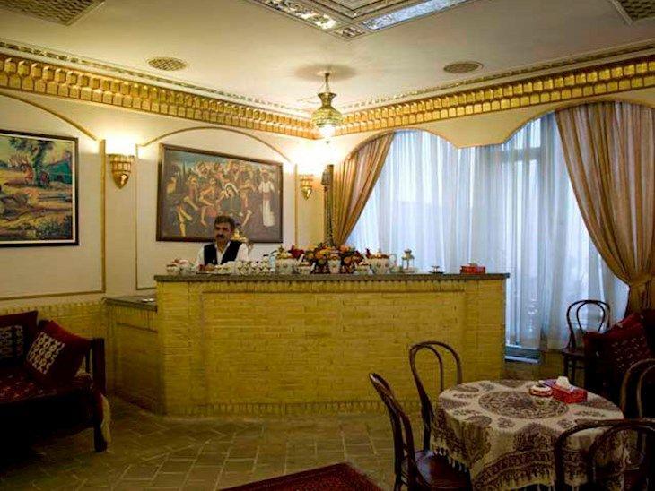 رزرو هتل المپيک تهران