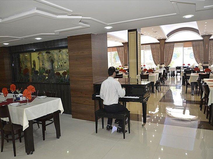 رزرو هتل بین المللی تبریز