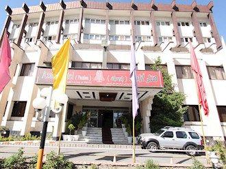رزرو هتل پارسیان آزادی همدان