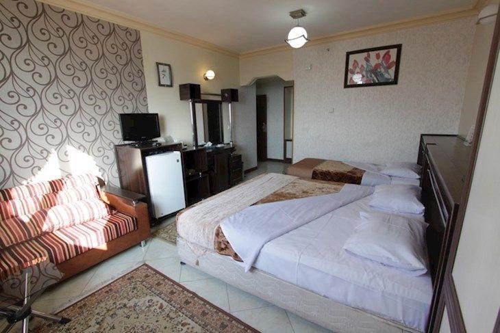 رزرو هتل جهانگردی ماهان اصفهان اصفهان