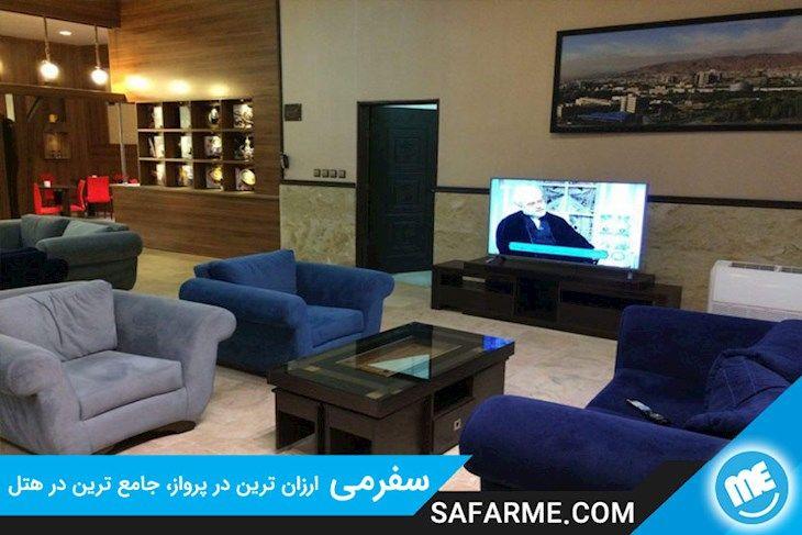 رزرو هتل ایرانیکا (مهراصل) اهواز