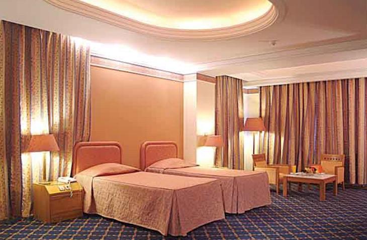 رزرو هتل محراب مشهد