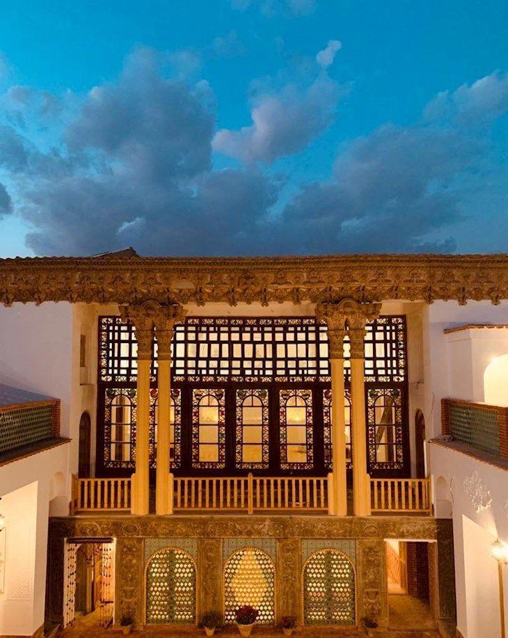 رزرو هتل سنتي سهروردي اصفهان