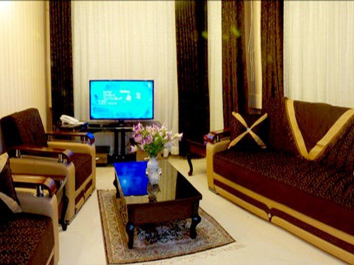 رزرو هتل قدس تبریز