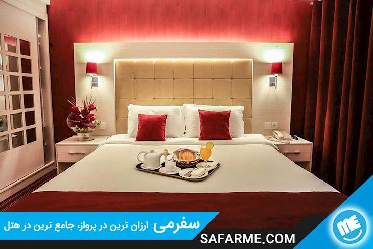 رزرو هتل هویزه تهران