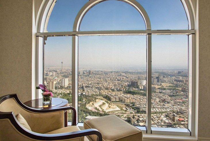 رزرو هتل اسپیناس پالاس تهران