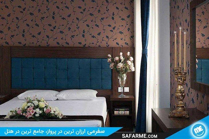 رزرو هتل رضویه مشهد