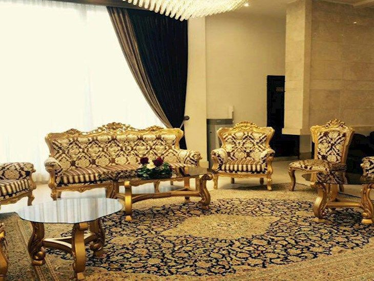 رزرو هتل هانی پارس مشهد