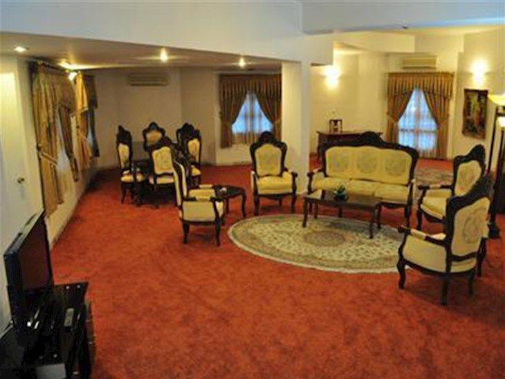 رزرو هتل پتروشيمي تبریز