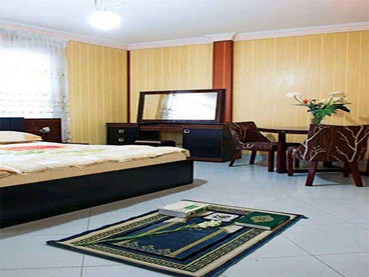 رزرو هتل مروارید مشهد