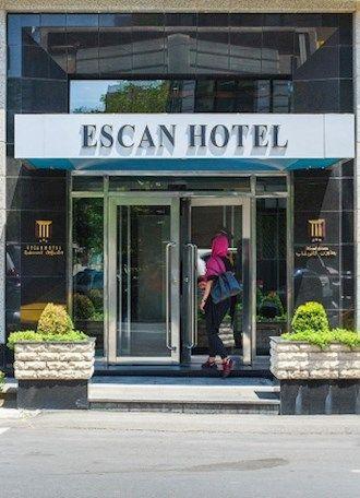 رزرو هتل اسکان فرصت تهران