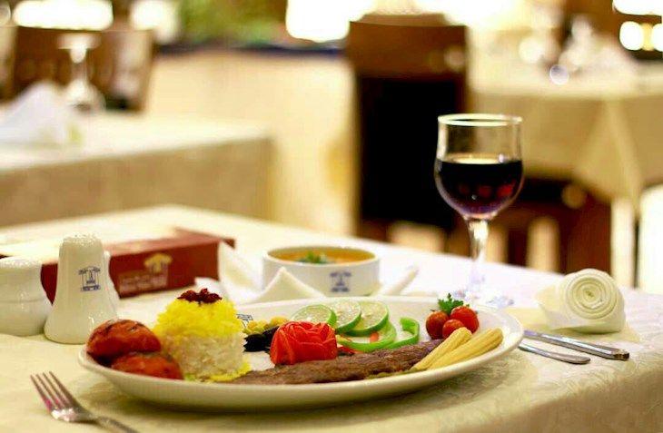 رزرو هتل تالار شیراز