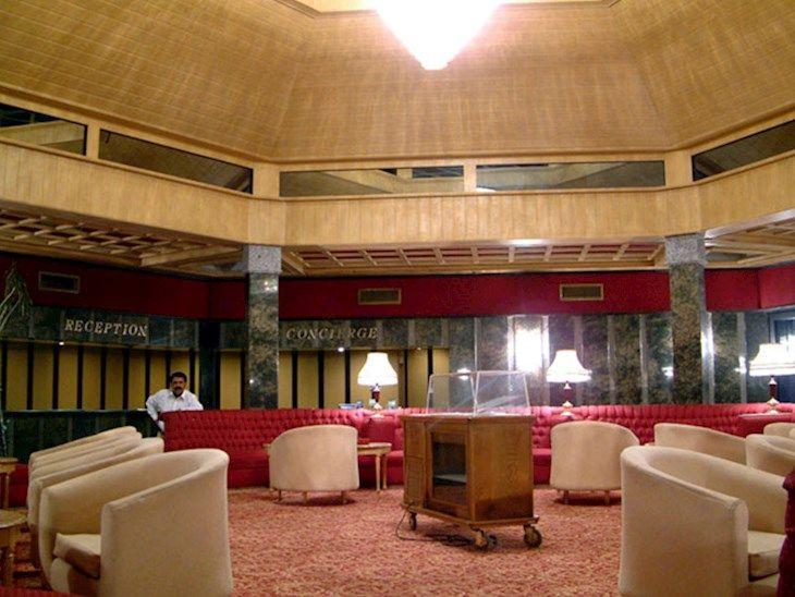 رزرو هتل آنا کیش
