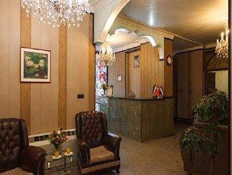 رزرو هتل پرستو تهران