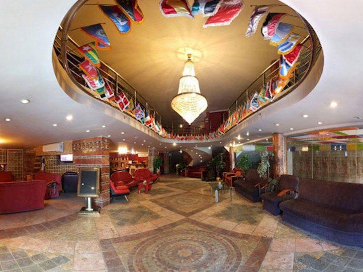 رزرو هتل جام جم شیراز
