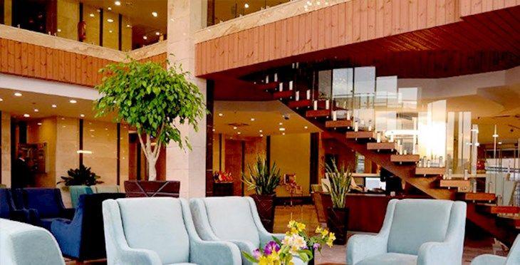 رزرو هتل وزرا تهران