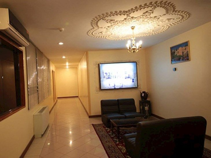 رزرو هتل کوثر شیراز
