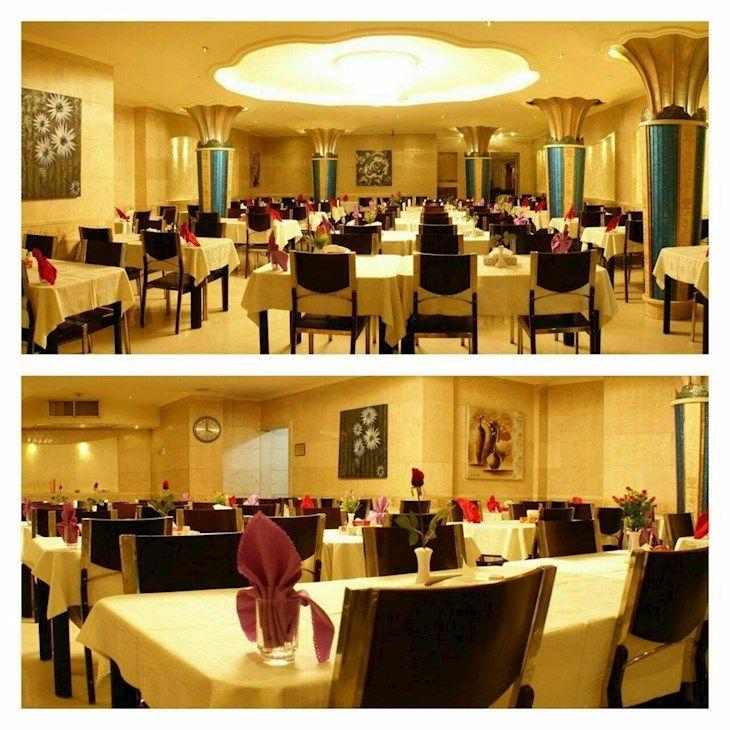 رزرو هتل ابریشم مشهد