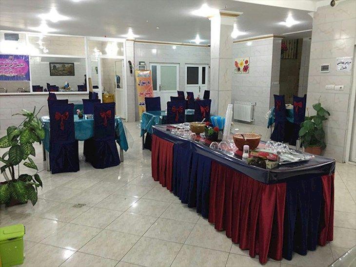 رزرو هتل یاسین نور مشهد