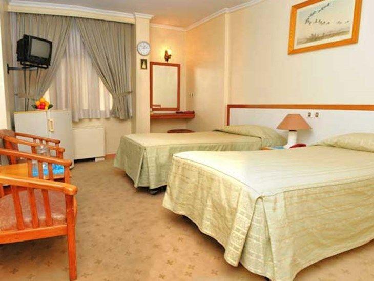 رزرو هتل تهران مشهد