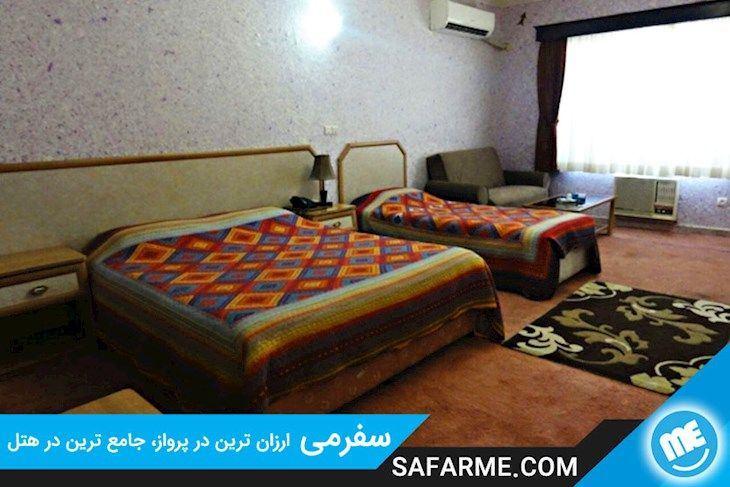 رزرو هتل آريان کیش